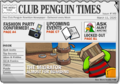 Club Penguin Times Issue 149