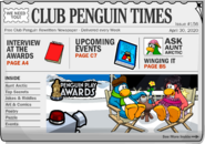 Club Penguin Times Issue 156