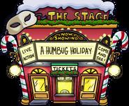 A Humbug Holiday - Exterior Christmas Party 2018