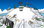 April Fools' Party 2020 Ski Hill