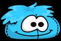 Blue Puffle Bean Bag sprite 001