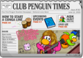 Club Penguin Times Issue 162