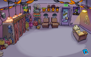 Halloween Party 2018 Gift Shop
