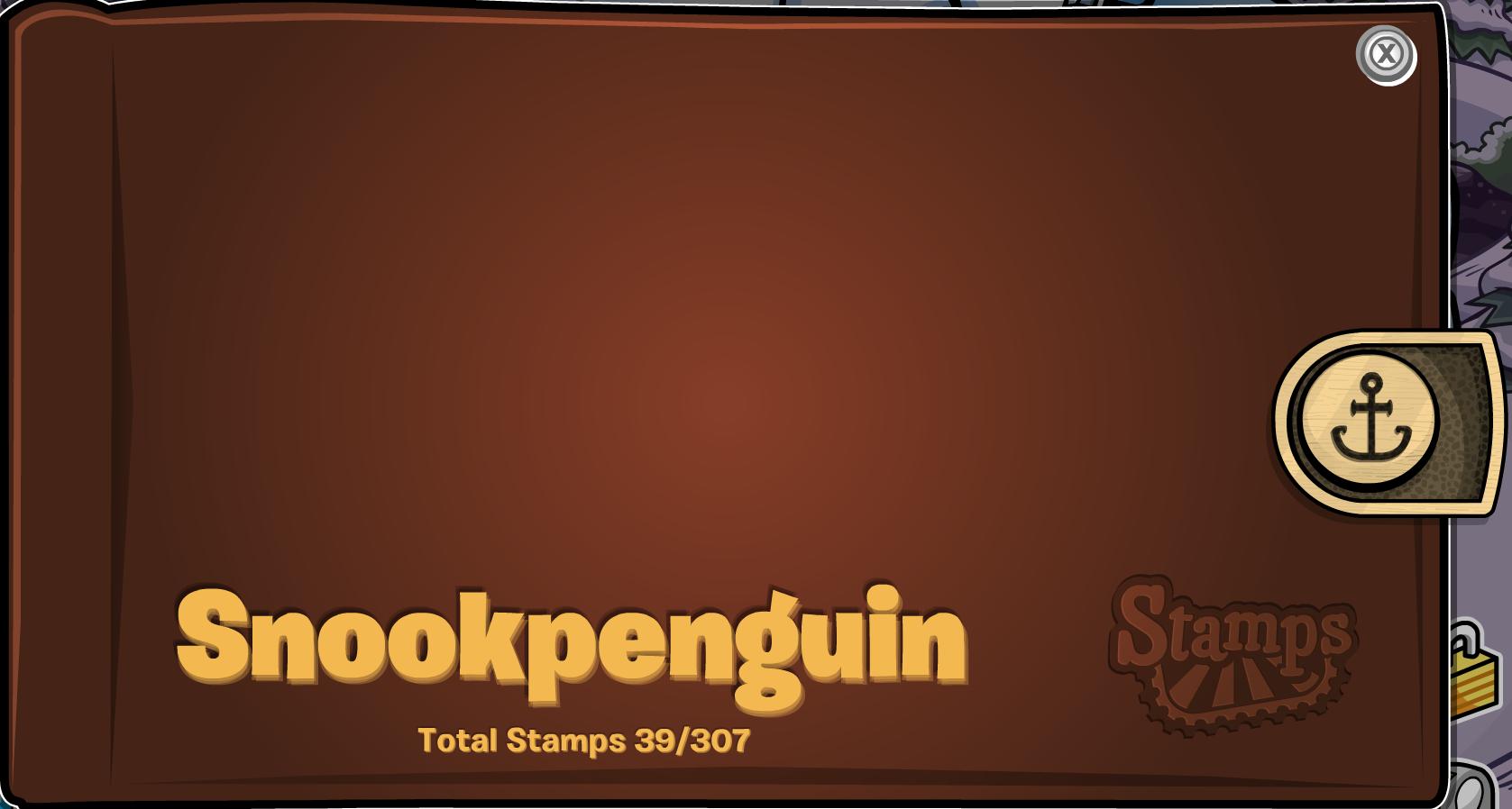 Snookpenguin