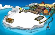 Submarine Party Iceberg