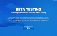 CPR2020 Beta Testing Screen