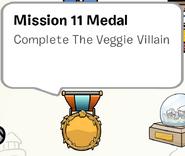 Mission 11 Medal SB