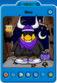 Moo Player Card - Mid October 2020 - Club Penguin Rewritten
