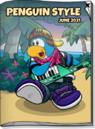 Penguin Style Jun 21