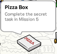 Pizza Box SB