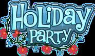 Holiday Party 2020 Logo