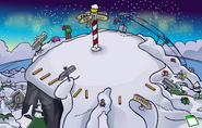 New Year's Day 2018 Ski Hill