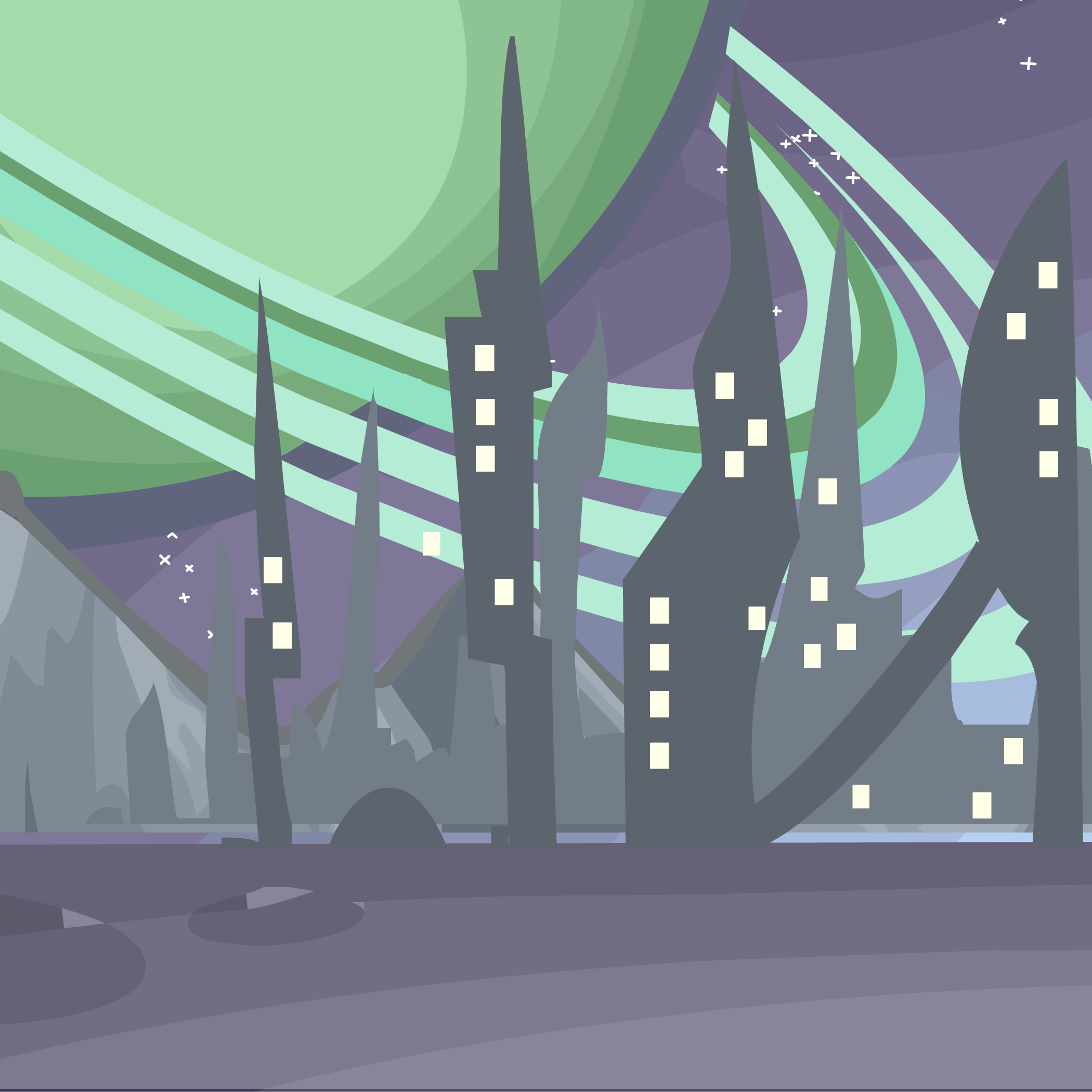Planet Y Background