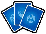 Card-Jitsu Cards