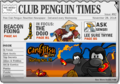 Club Penguin Times Issue 82