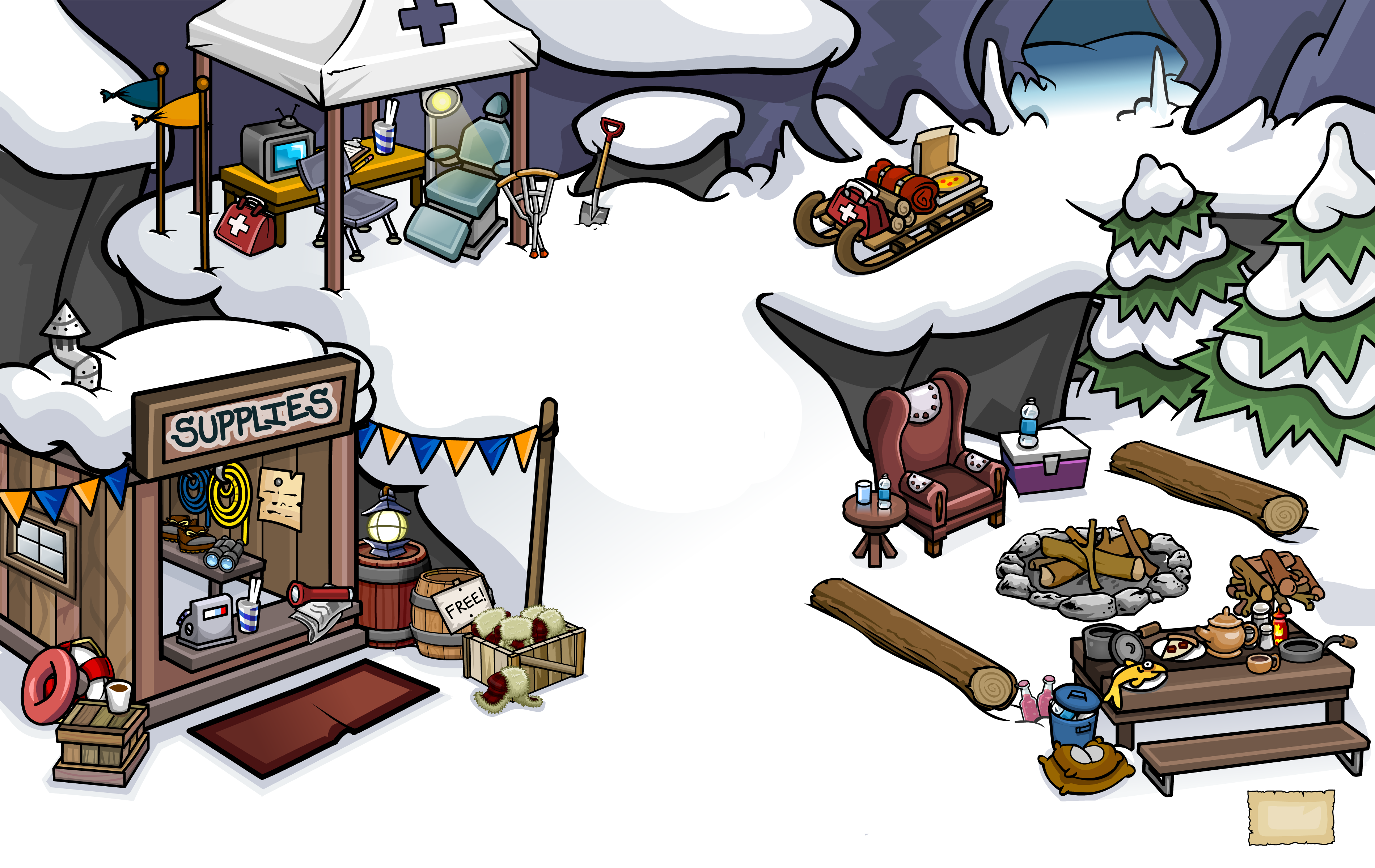 Supply Camp