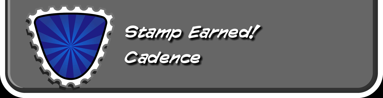 Cadence Stamp