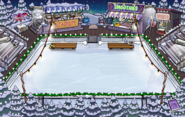 Holiday Party 2020 Ice Rink