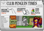 Club Penguin Times Issue 101