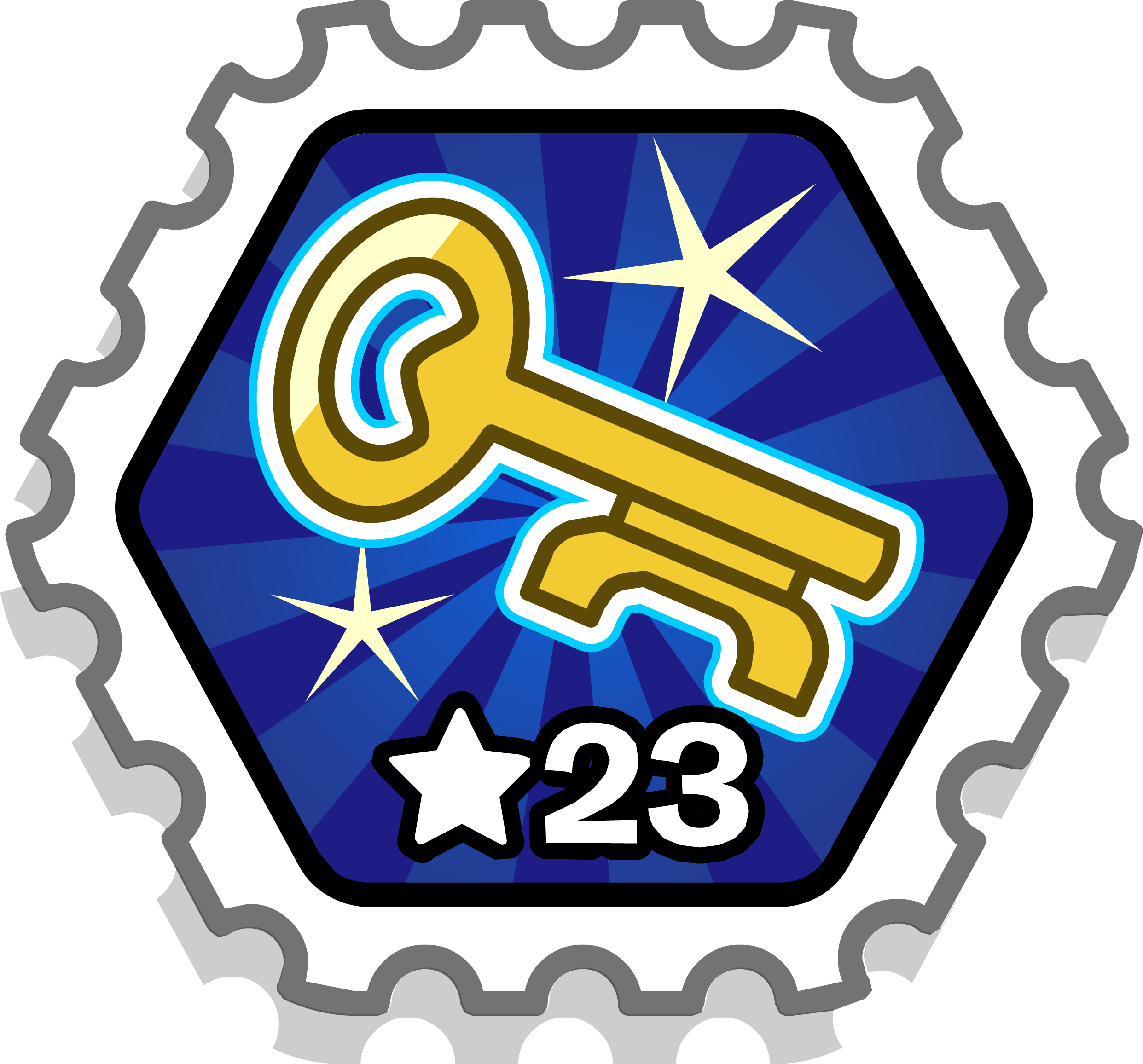 Ice Master Stamp (Pufflescape)