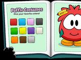 Puffle Costumes Catalog