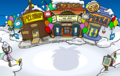 Puffle Party 2020 Plaza