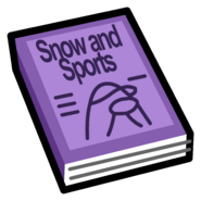 Snow and Sports icon