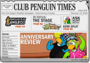 Club Penguin Times Issue 49