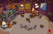 Halloween Party 2017 Book Room