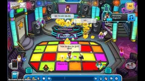 CP Golden Party