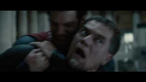 Man of Steel - Clip Superman vs. Zod Final Fight Pt