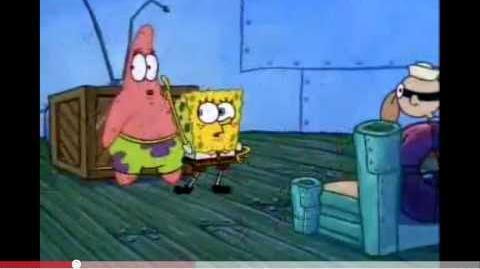 Spongebob Sqaurepants, Mermaid Man EVIL!