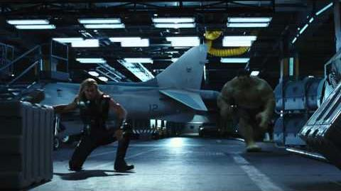 Hulk VS Thor HD