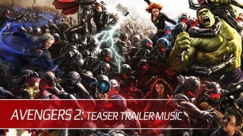 Avengers 2 Age Of Ultron Teaser Trailer Music Superhuman - Wreckage