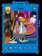 Stella con DJ Rosi Playercard