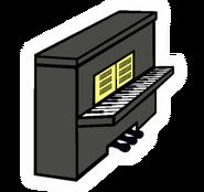 Pin de piano