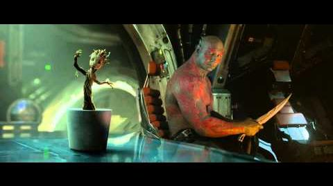 Marvel's Guardians of the Galaxy - Dancing Groot