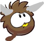 Puffle Minotauro
