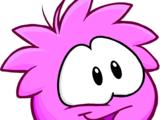 Puffle Magenta