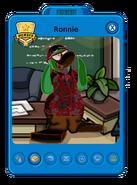 Ronnie Playercard