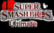 Logo Super Smash Bros. Ultilmate By Silver arreglado.png