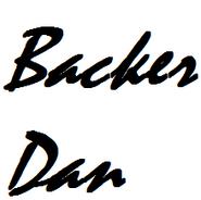 Firma de Backer Dan