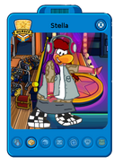 Stella Playercard