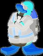 Pingüino Jet-Fury version nueva