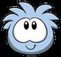 Puffle Azul Cielo.png