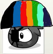 Capitán Multicolor