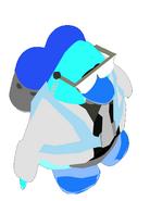 Sprite pinguino JF