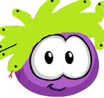 Puffle Medusa