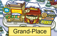 Grand-Place - Icône Plan 2013