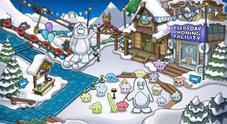 Station Ski Festival Neiges